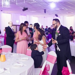 Asian wedding hall in west yorkshire