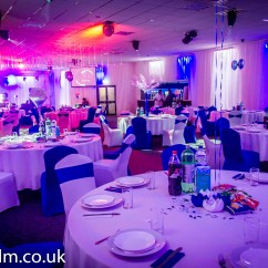 Events hall in Leeds