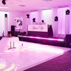 Birthday Party hall in Leeds