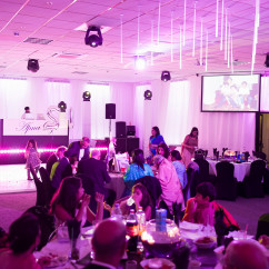 Party hall in West Yorkshire