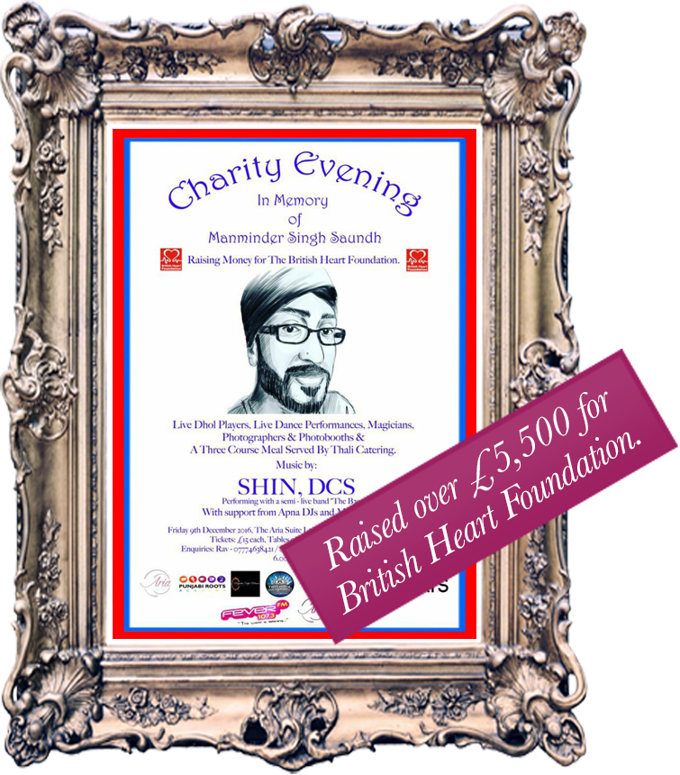 Charity Evening